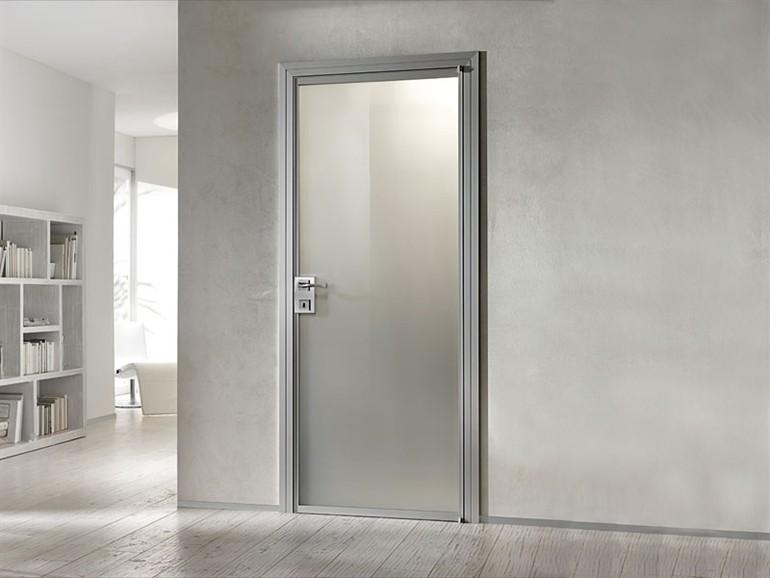 Двери хайтек