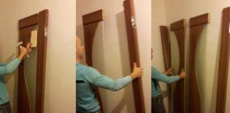 Замена стекла в двери
