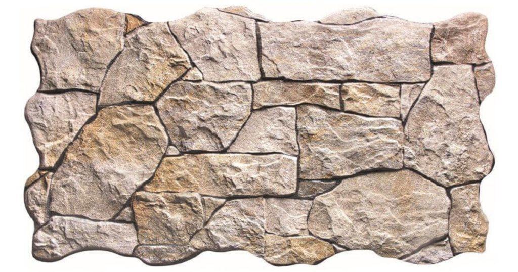 Раскладка камня