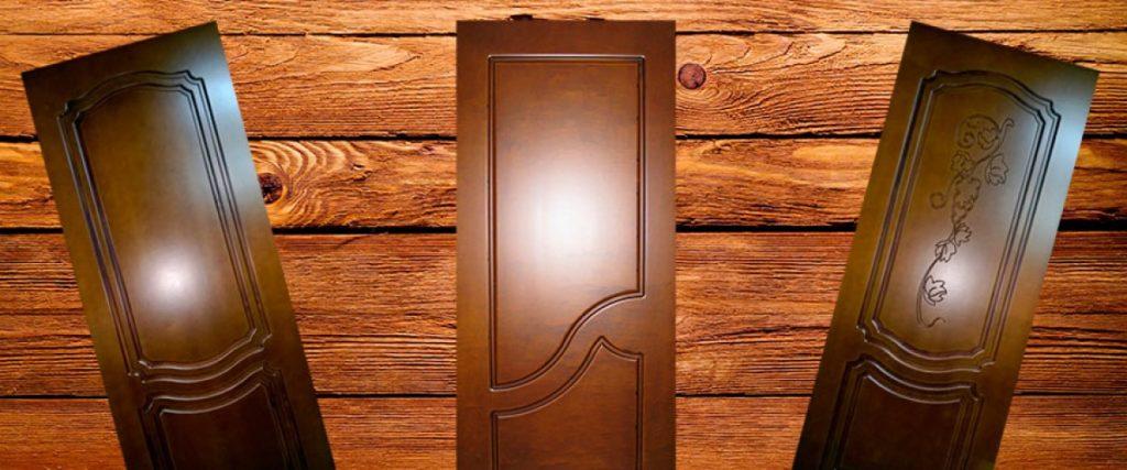 Вид накладок из древесины