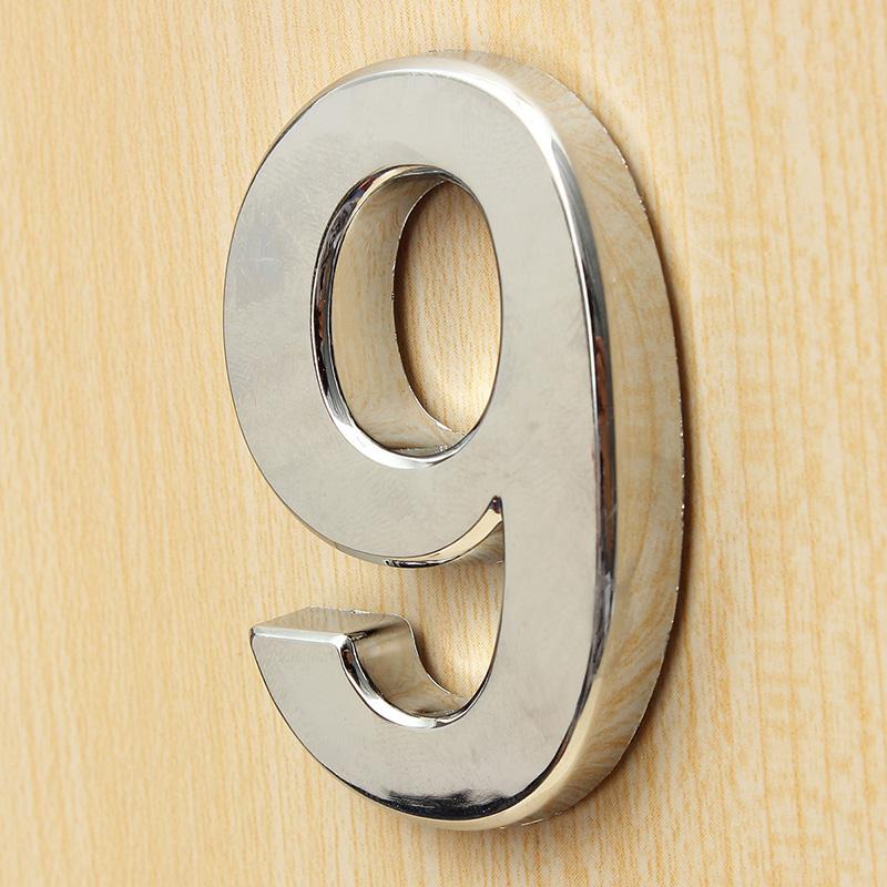 Номер на дверь