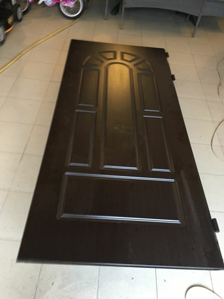 Снятая дверь